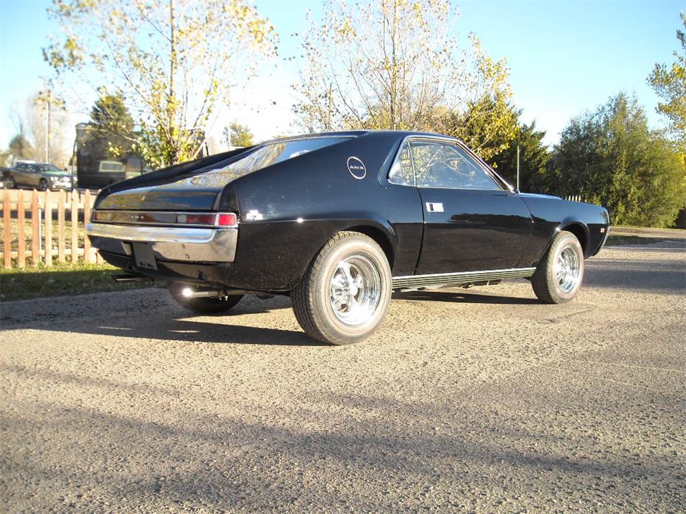 1968 AMERICAN MOTORS AMX - Rear 3/4 - 189062