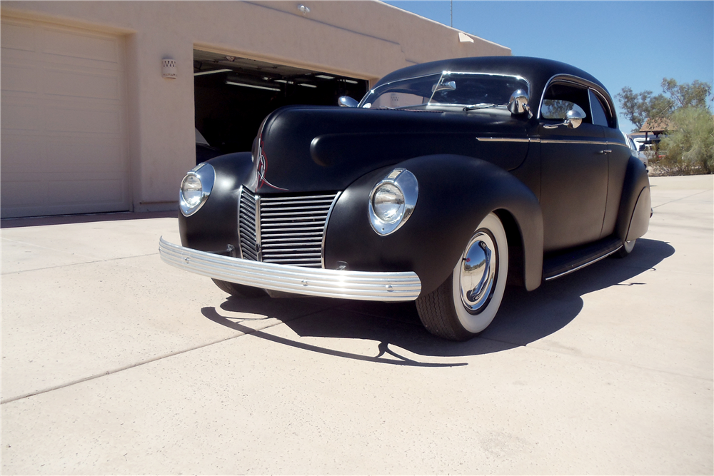 1939 MERCURY CUSTOM CLUB COUPE - Misc 1 - 189136