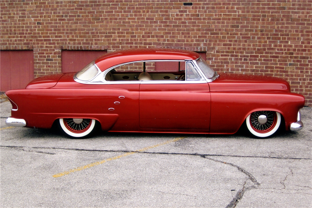 1953 OLDSMOBILE 88 CUSTOM HARDTOP - 189140