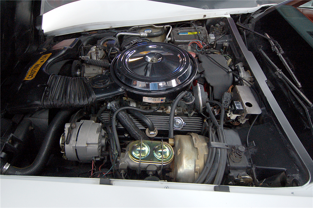 1981 CHEVROLET CORVETTE  - Engine - 189170