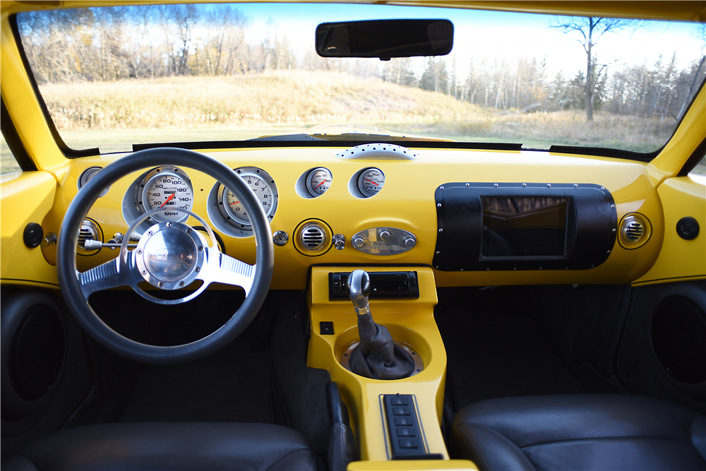 1968 CHEVROLET CAMARO CUSTOM CONVERTIBLE - Interior - 189215