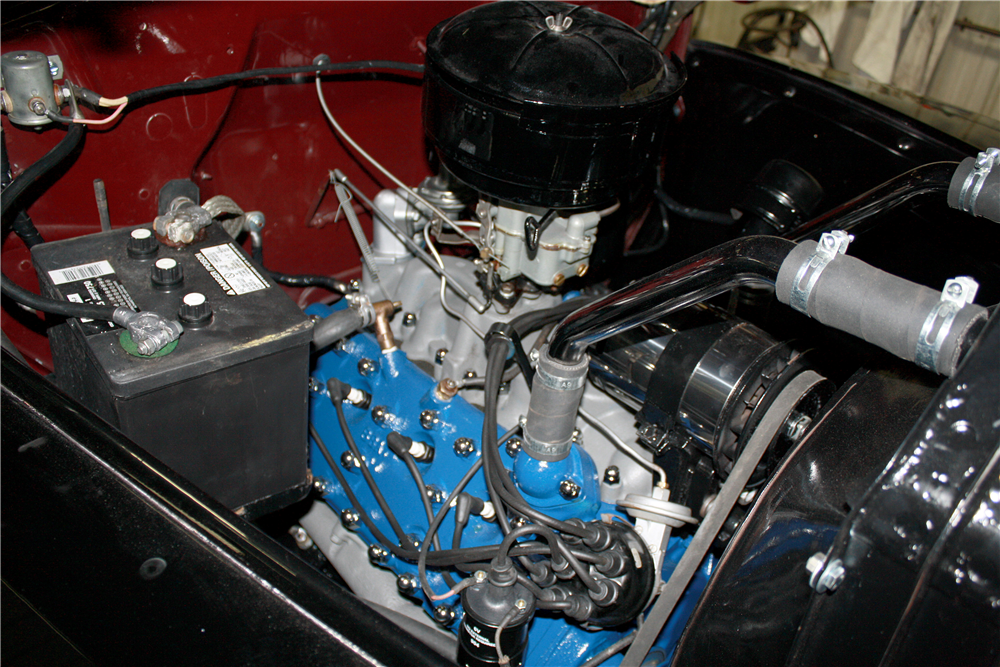 1948 FORD F-1 PICKUP - Engine - 189236