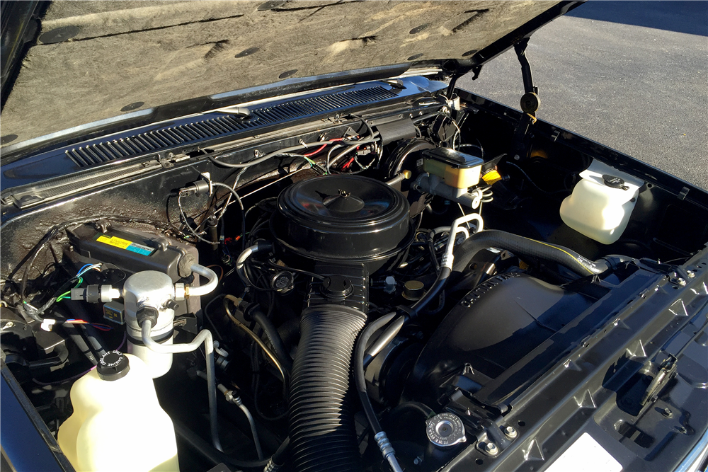 1986 CHEVROLET SILVERADO PICKUP - Engine - 189243