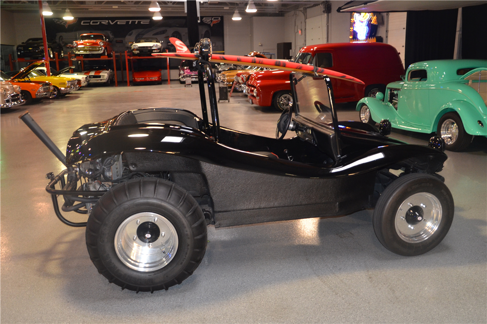 1971 VOLKSWAGEN DUNE BUGGY - Side Profile - 189247