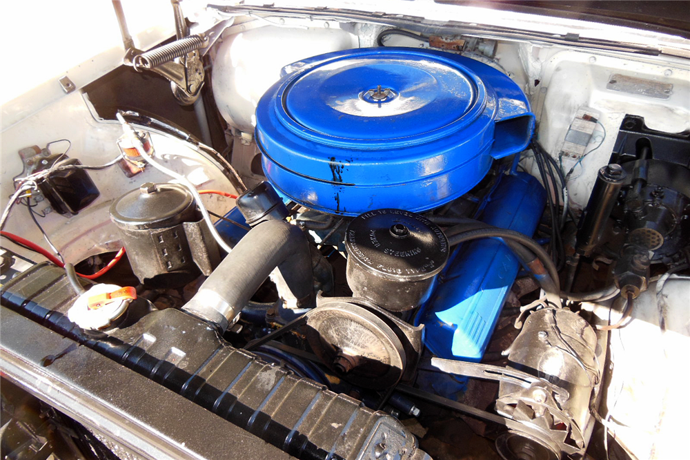 1957 CADILLAC SERIES 62 - Engine - 189257