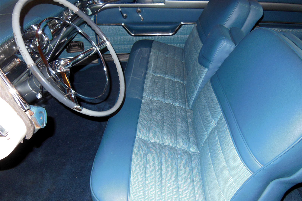1957 CADILLAC SERIES 62 - Interior - 189257