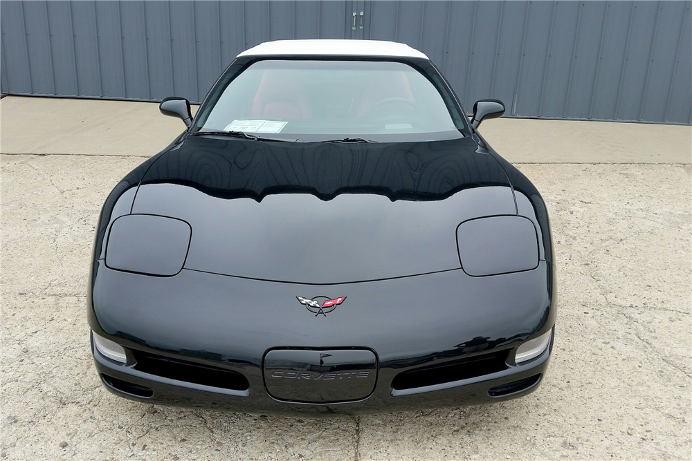 2001 CHEVROLET CORVETTE CONVERTIBLE - Misc 1 - 189282