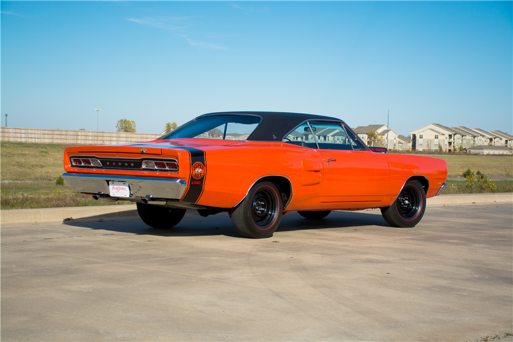 1969 Dodge Super Bee A 12 189311
