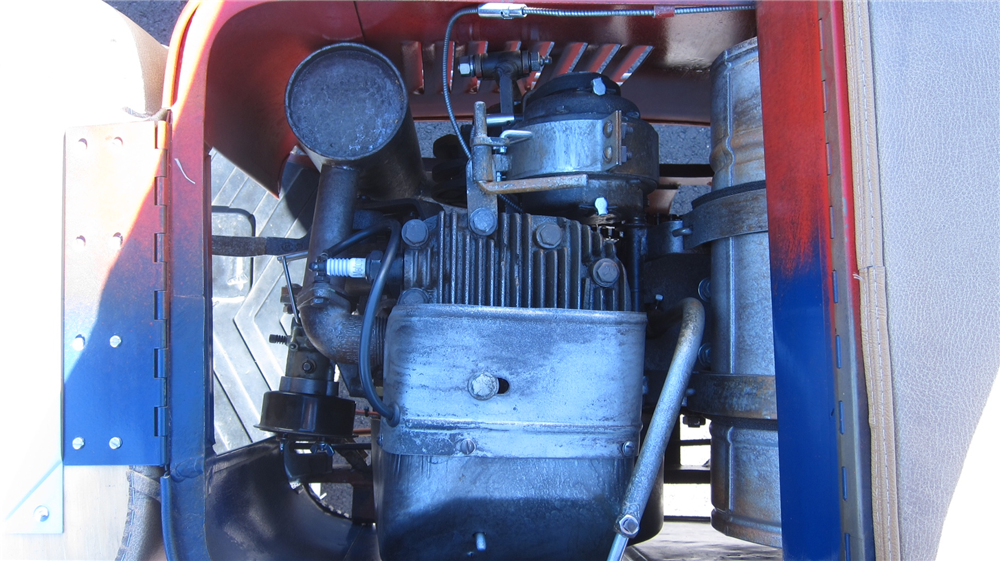 1947 CUSHMAN STAKE KAR CUSTOM 3-WHEELER - Engine - 189365