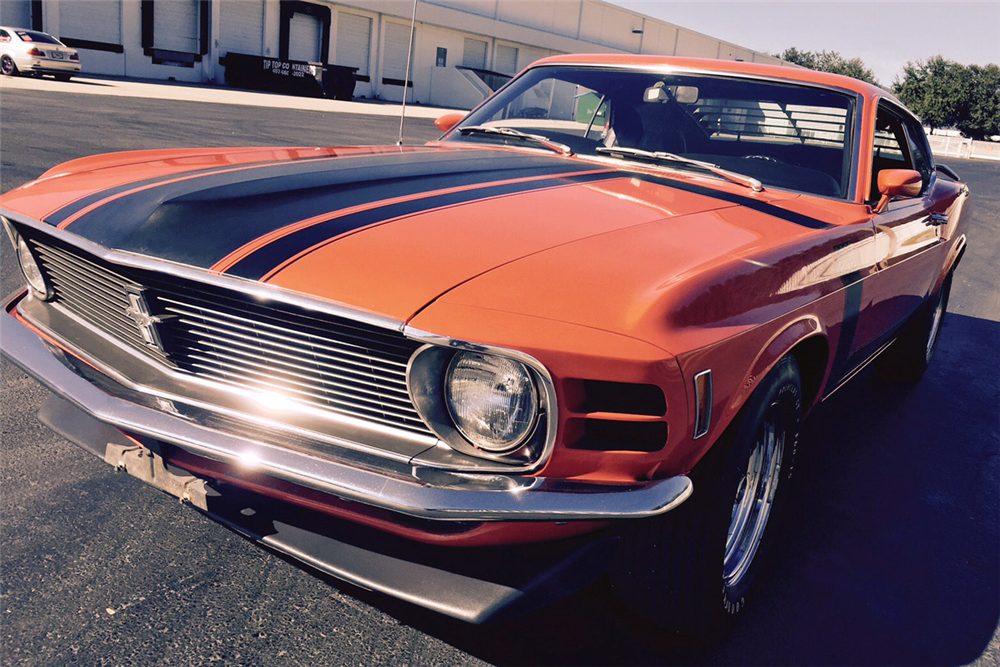 1970 FORD MUSTANG BOSS 302 FASTBACK - Misc 1 - 189380