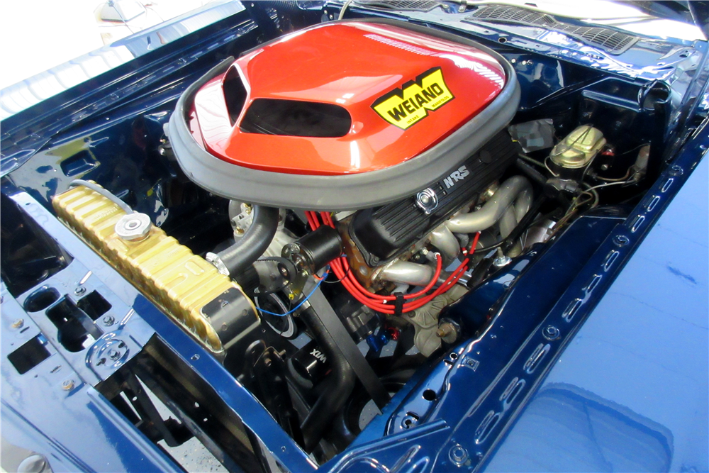 1971 DODGE CHALLENGER CUSTOM DRAG CAR - Engine - 189428