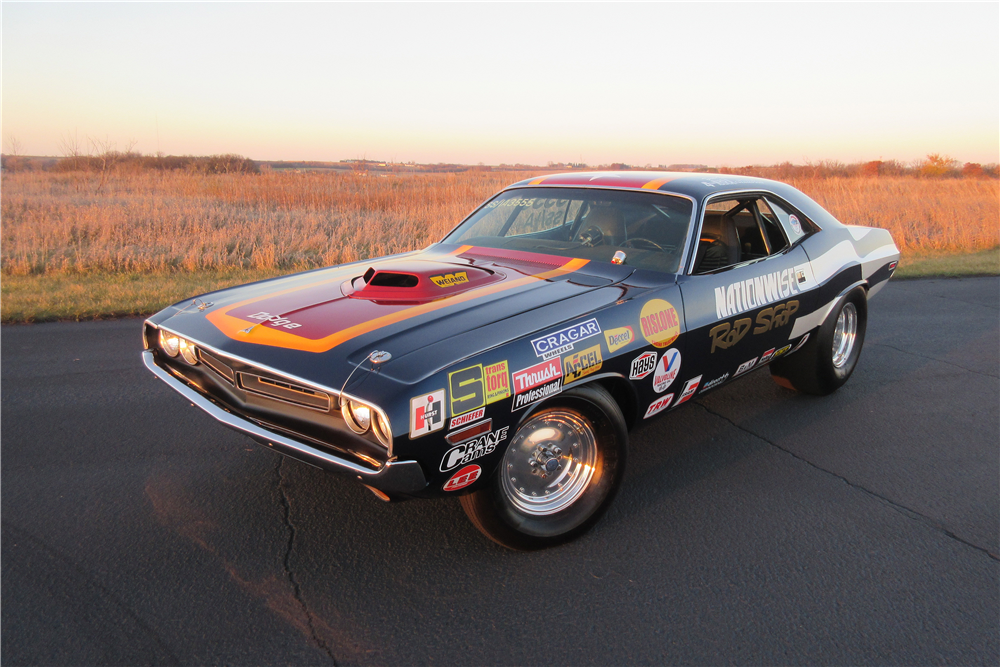 1971 Dodge Challenger Custom Drag Car 189428