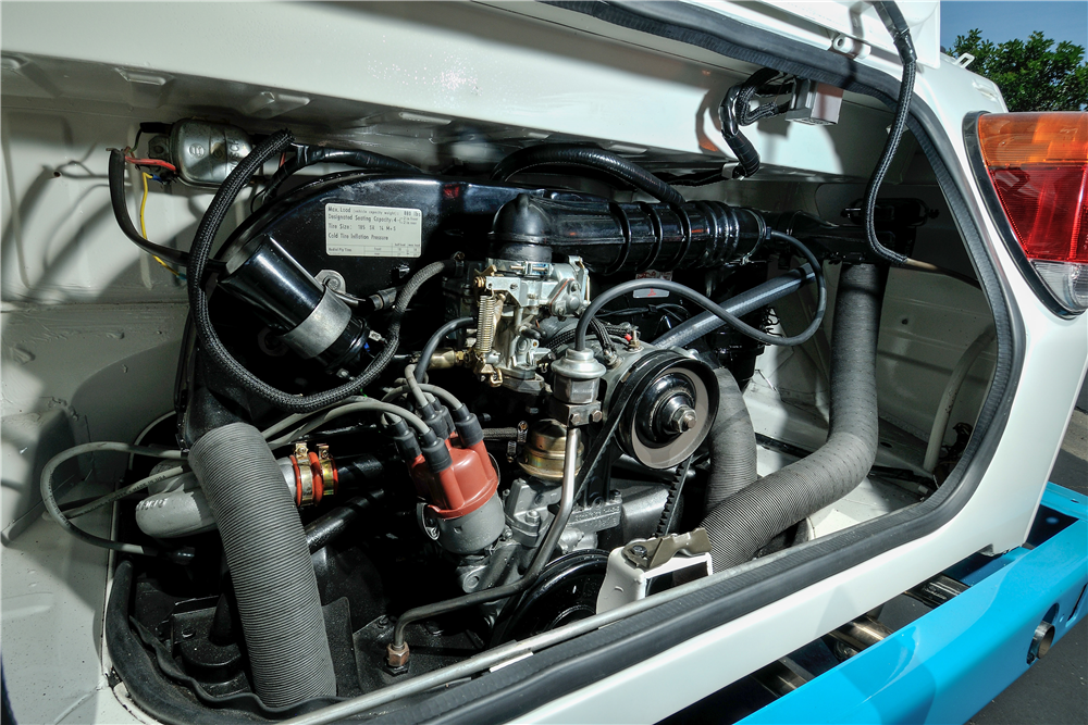 1974 VOLKSWAGEN THING CONVERTIBLE - Engine - 189446
