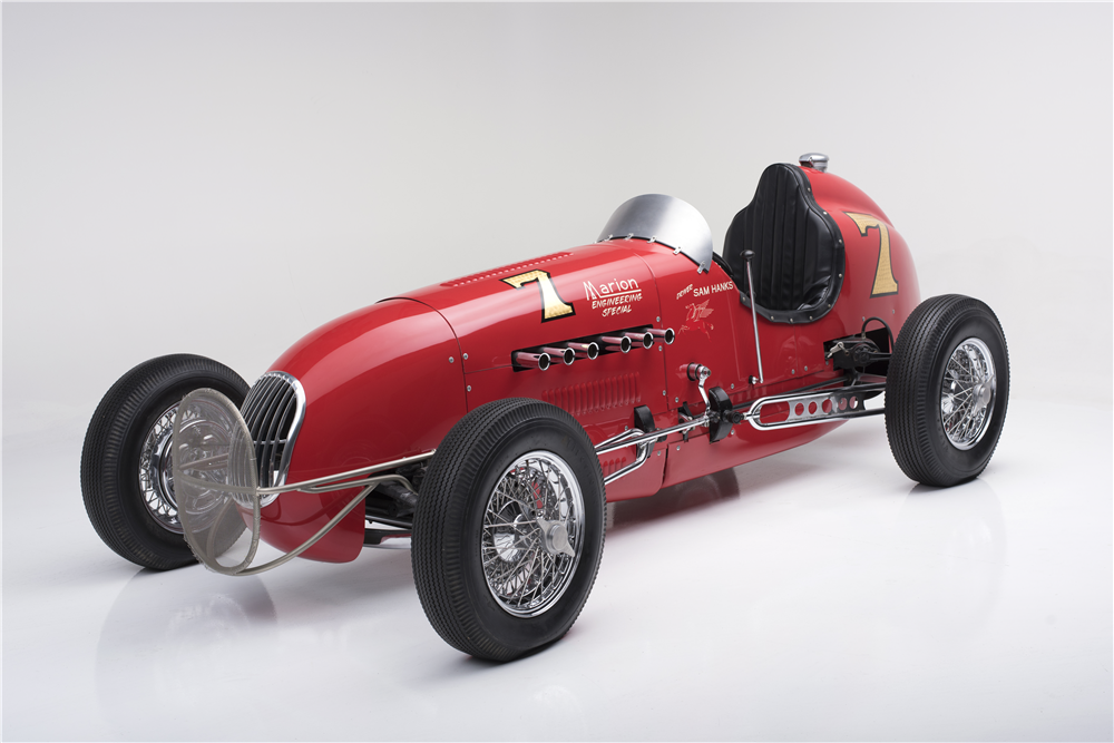 1948 KURTIS KRAFT KK2000 RACE CAR - Front 3/4 - 189451