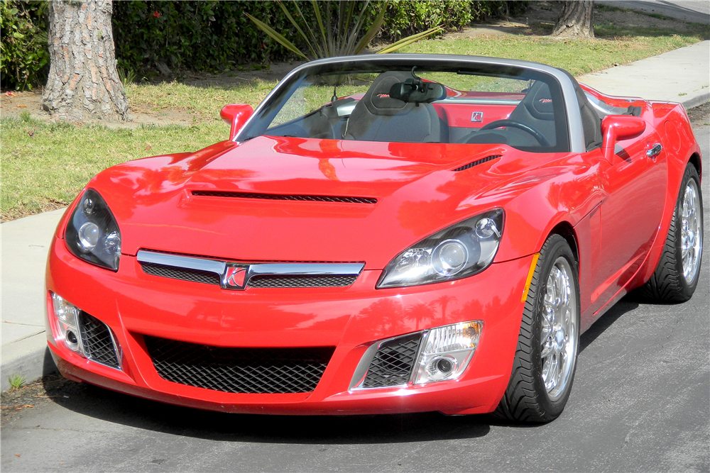 2007 SATURN SKY CUSTOM ROADSTER - Front 3/4 - 189474