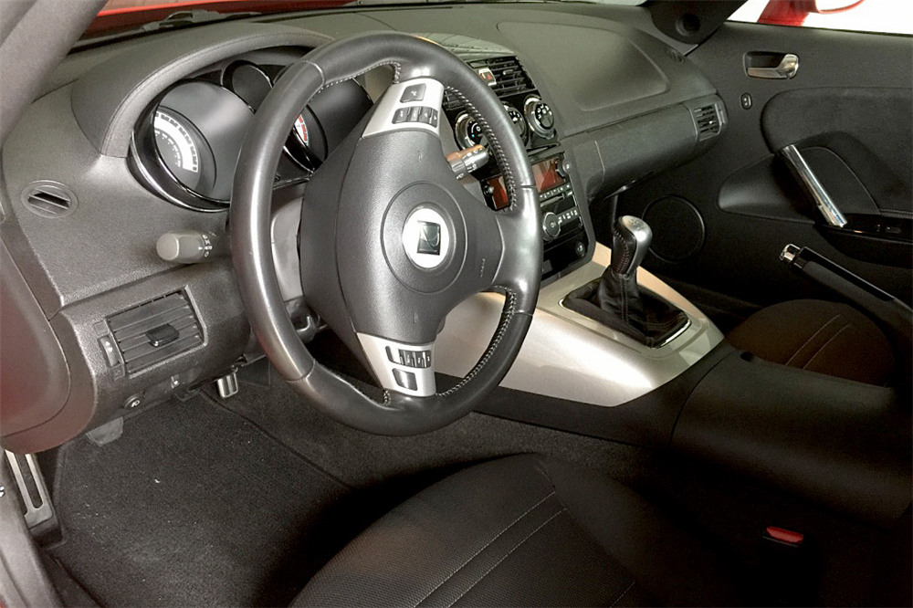 2007 SATURN SKY CUSTOM ROADSTER - Interior - 189474