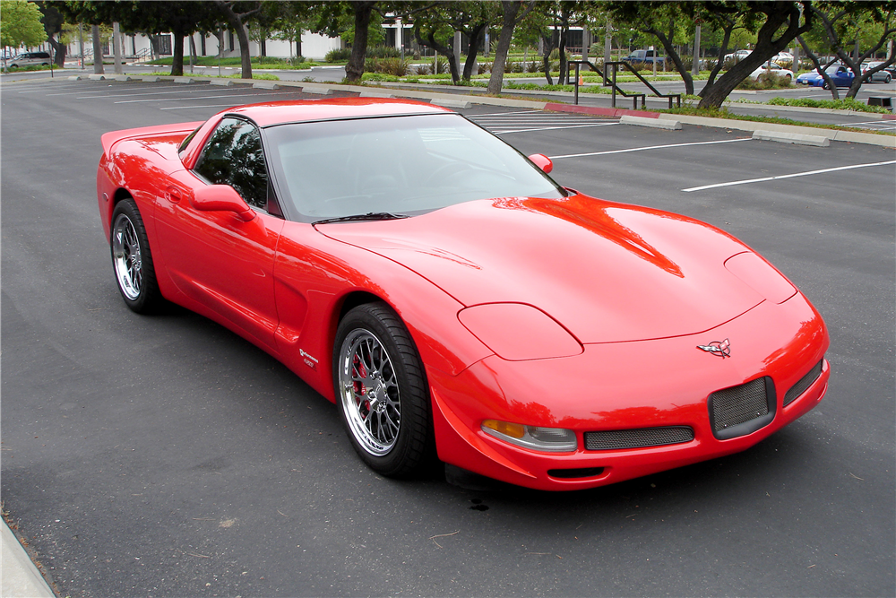 1999 chevrolet corvette custom coupe 189475. Black Bedroom Furniture Sets. Home Design Ideas
