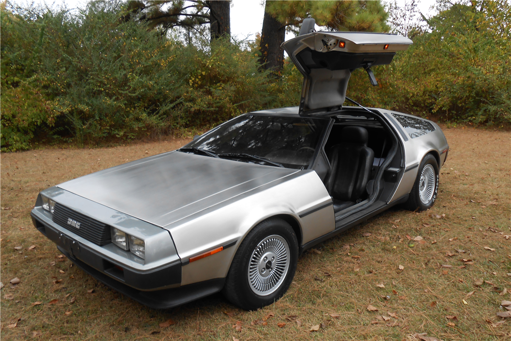 1981 DELOREAN DMC-12  - Side Profile - 189478