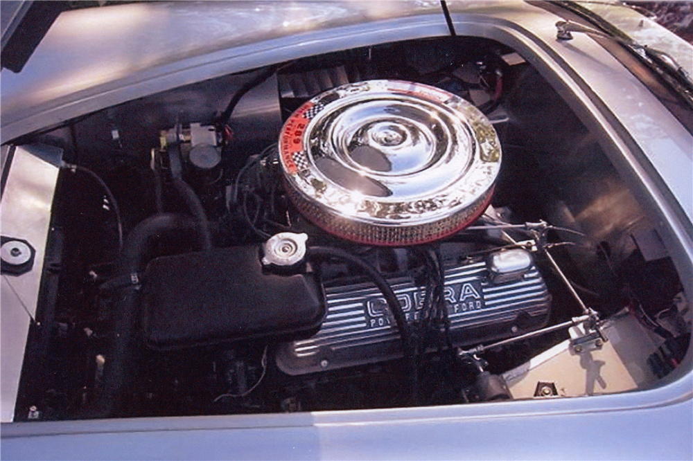 1965 SHELBY COBRA CSX 8000 ROADSTER - Engine - 189480