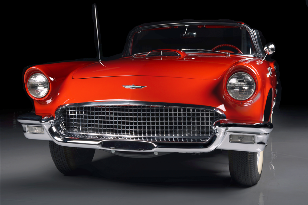 1957 FORD THUNDERBIRD E-SERIES CONVERTIBLE - Misc 2 - 189493