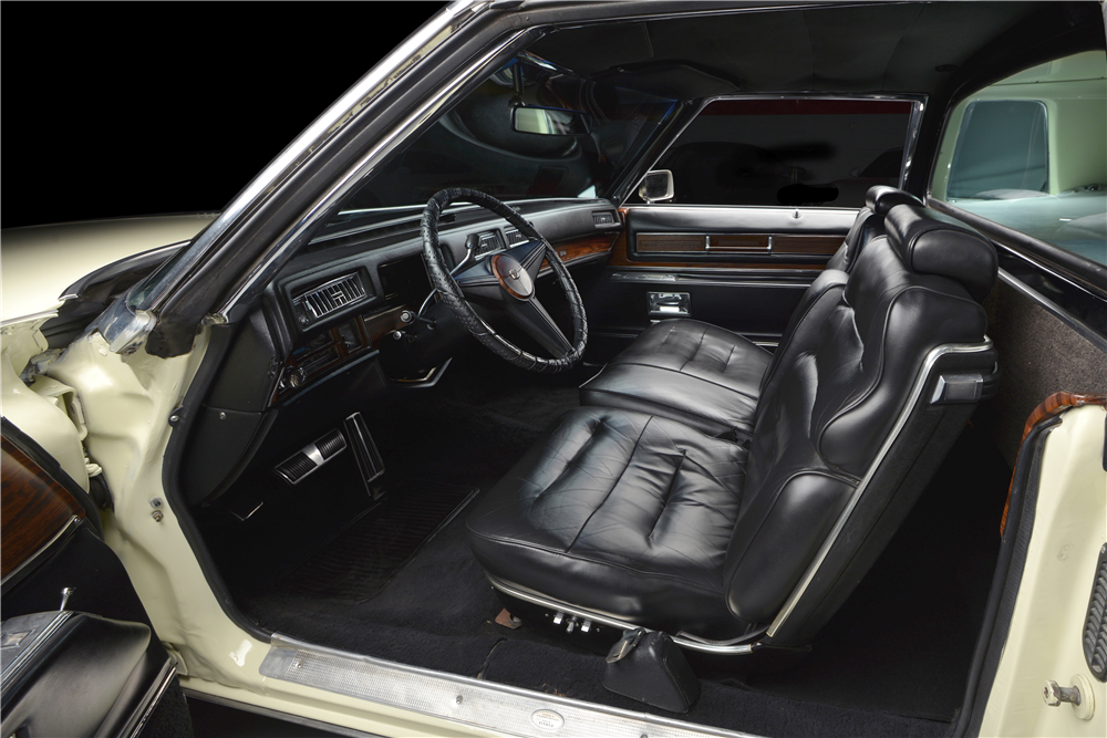 1976 CADILLAC MIRAGE PICKUP - Interior - 189508