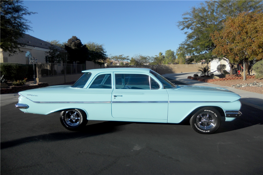 1961 CHEVROLET BEL AIR 2-DOOR POST - Misc 1 - 189511