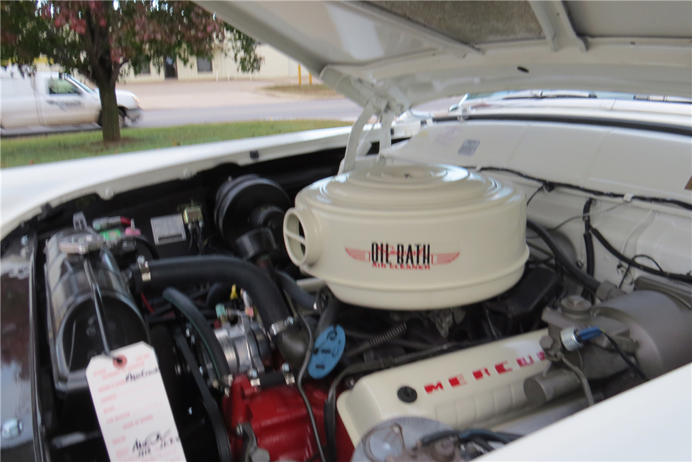 1955 MERCURY MONTCLAIR - Engine - 189525