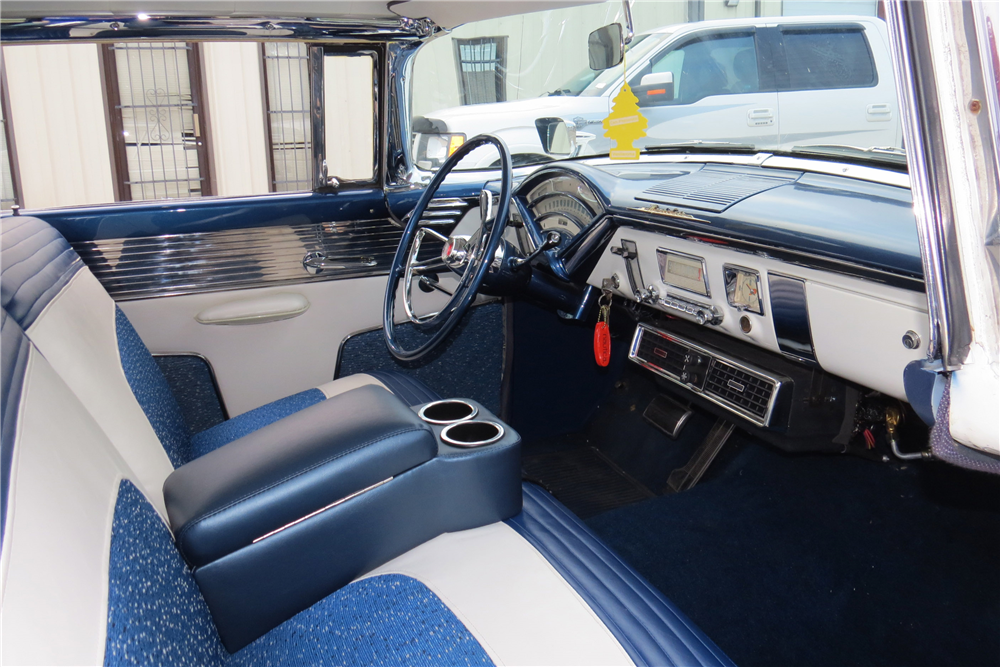 1955 MERCURY MONTCLAIR - Interior - 189525