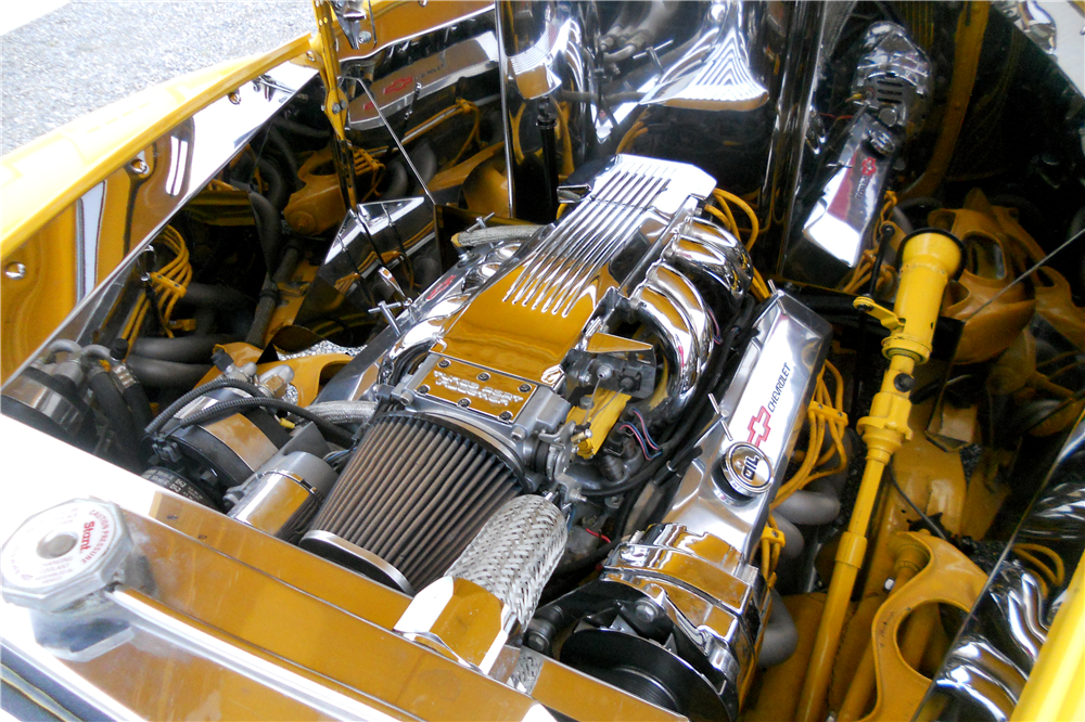 1950 FORD F-1 CUSTOM PICKUP - Engine - 189540