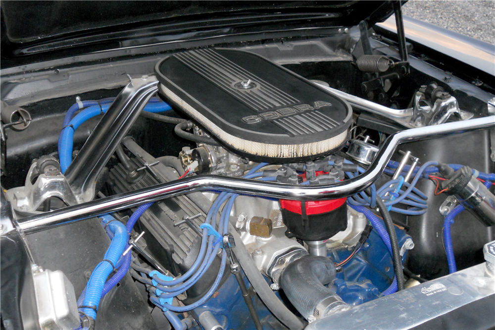 1965 FORD MUSTANG CUSTOM COUPE - Engine - 189542
