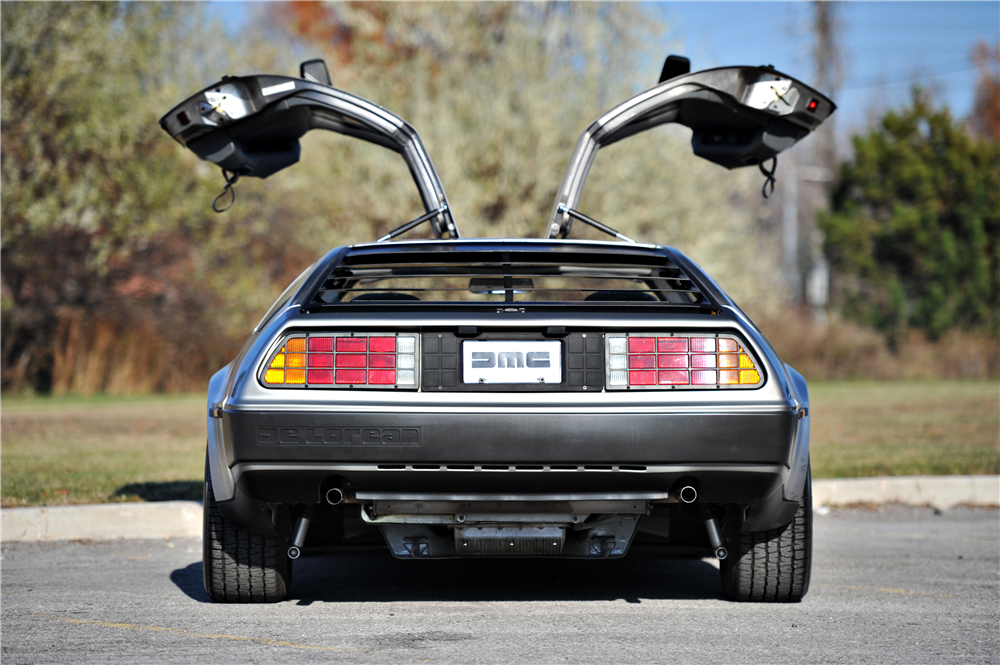 1981 DELOREAN DMC-12 GULLWING - Misc 1 - 189557