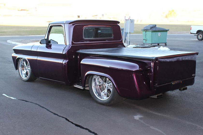 1964 CHEVROLET C-10 PICKUP - Rear 3/4 - 189568