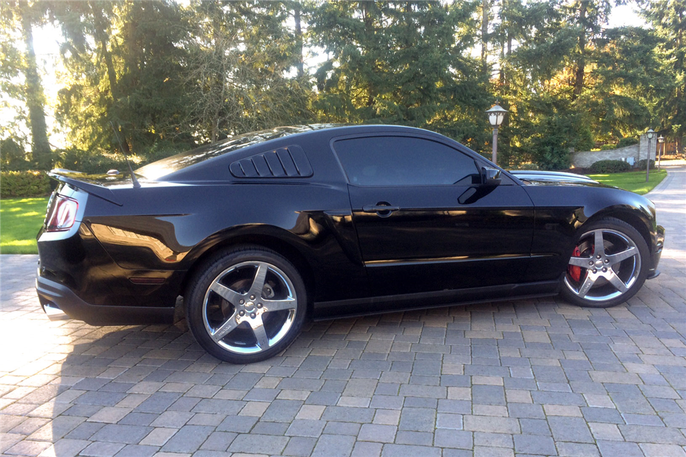 2010 FORD MUSTANG GT ROUSH  - Side Profile - 189616