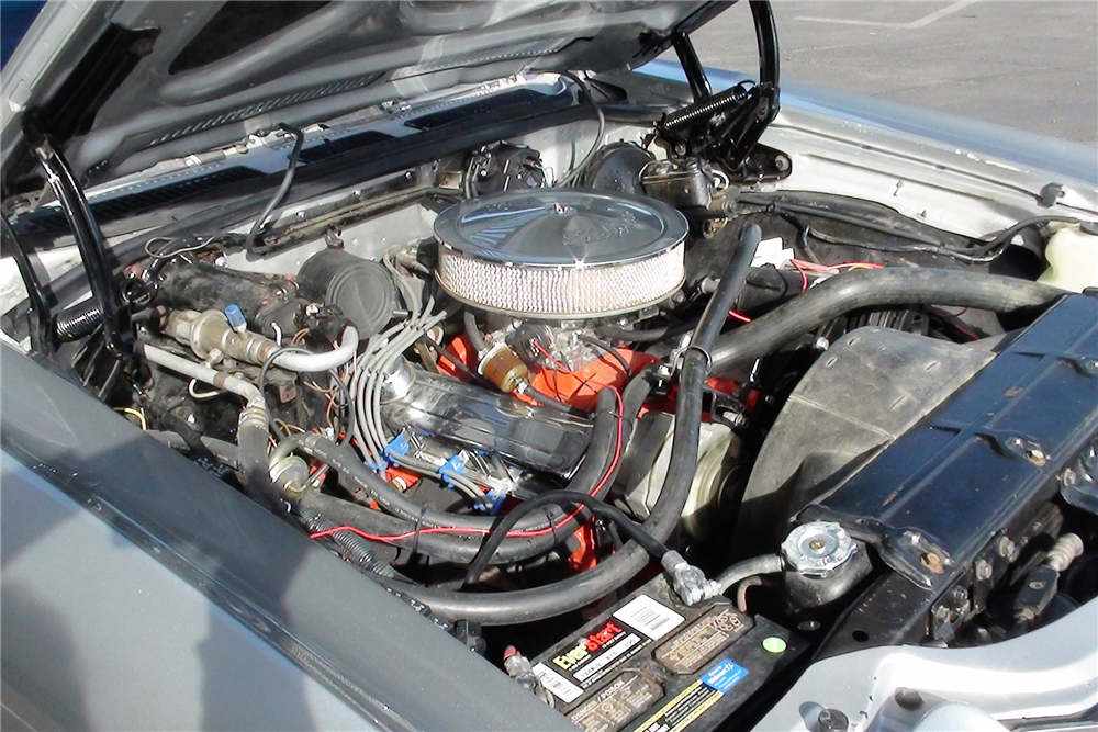 1970 CHEVROLET EL CAMINO PICKUP - Engine - 189636