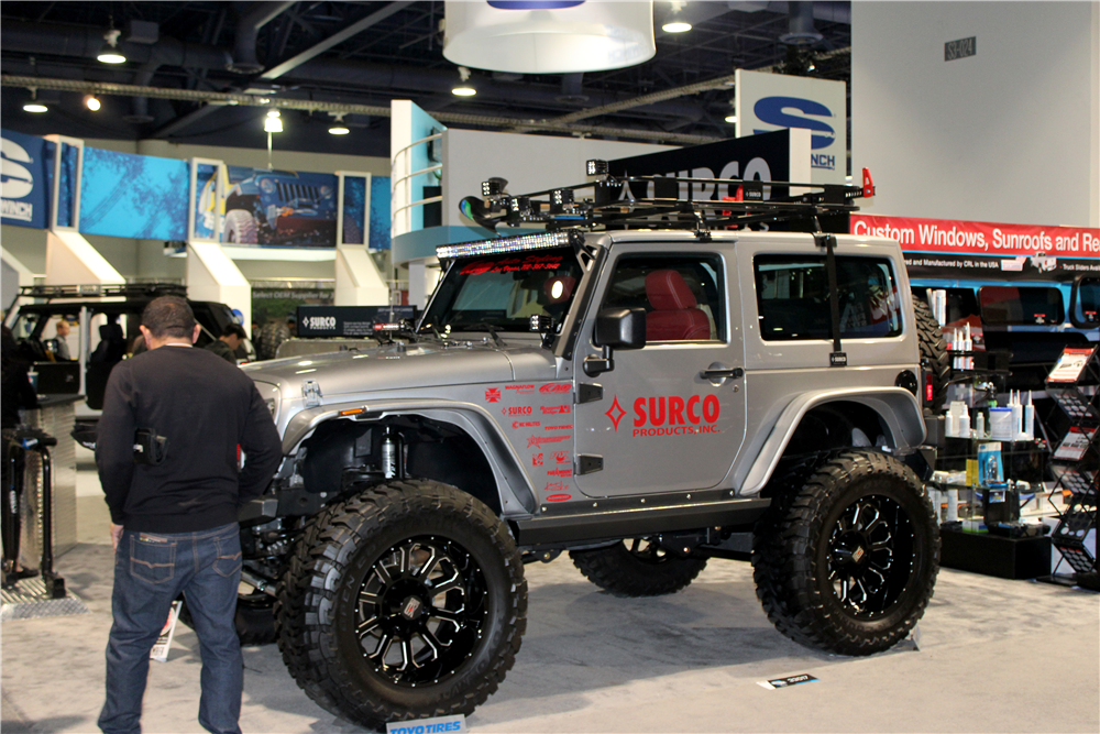 2013 Jeep Wrangler Custom Suv 189646