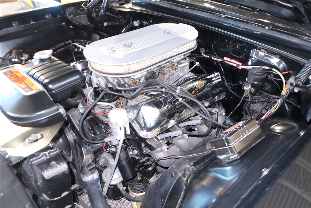 "1963 FORD GALAXIE ""R CODE"" - Engine - 189720"
