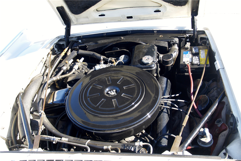 1962 LINCOLN CONTINENTAL CONVERTIBLE - Engine - 189728