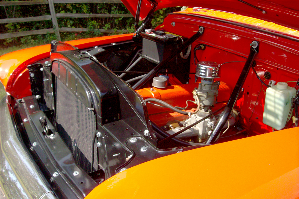 1956 GMC SUBURBAN CARRIER PICKUP - Engine - 189744