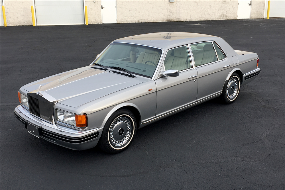 1997 ROLLS-ROYCE SILVER SPUR PARK WARD EDITION - Front 3/4 - 189752
