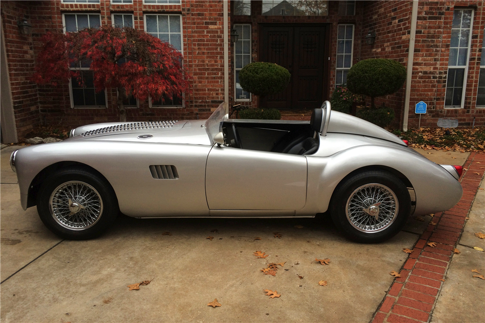 1956 MG MGA CUSTOM ROADSTER - Side Profile - 189790