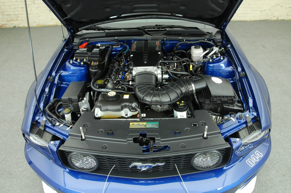 2008 FORD MUSTANG SALEEN FASTBACK - Engine - 189818