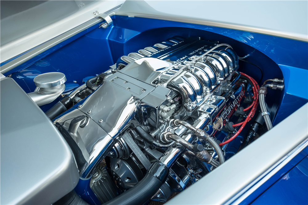 1937 FORD CUSTOM ROADSTER - Engine - 189902