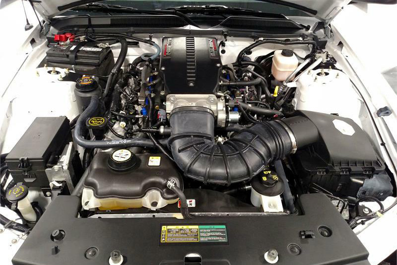 2008 SALEEN MUSTANG SC281 EXTREME  - Engine - 189914