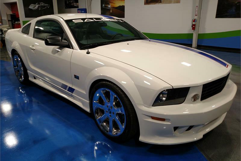 2008 SALEEN MUSTANG SC281 EXTREME  - Front 3/4 - 189914