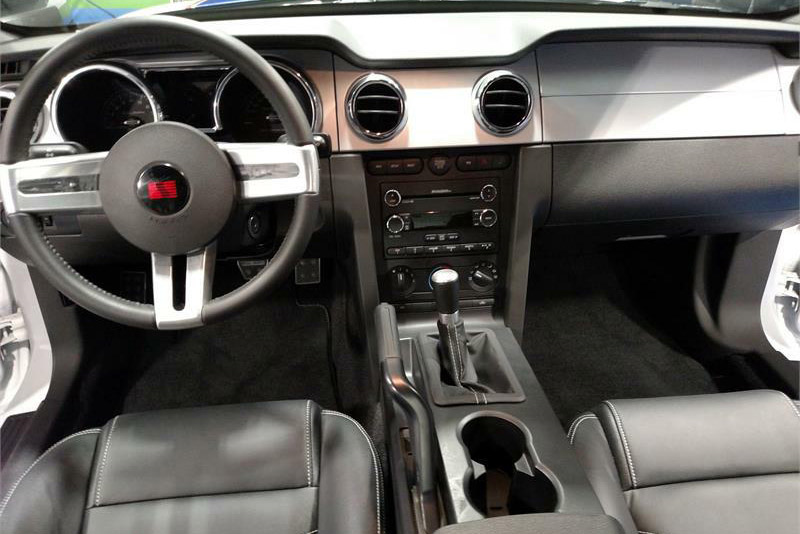 2008 SALEEN MUSTANG SC281 EXTREME  - Interior - 189914