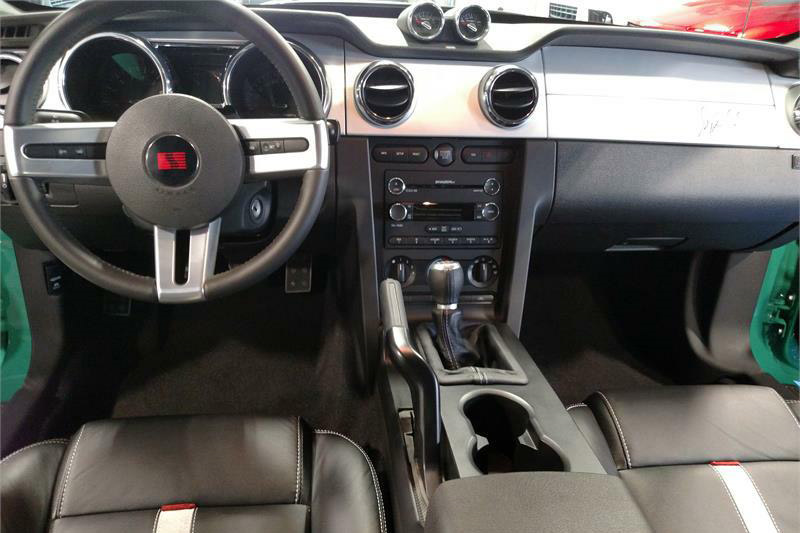 2008 SALEEN MUSTANG S302 EXTREME  - Interior - 189915