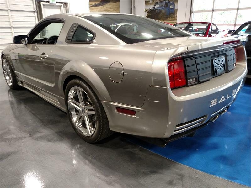2008 SALEEN MUSTANG S302 EXTREME 25TH ANNIVERSARY - Side Profile - 189917