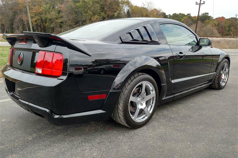 2007 ROUSH MUSTANG BLACKJACK  - Rear 3/4 - 189927