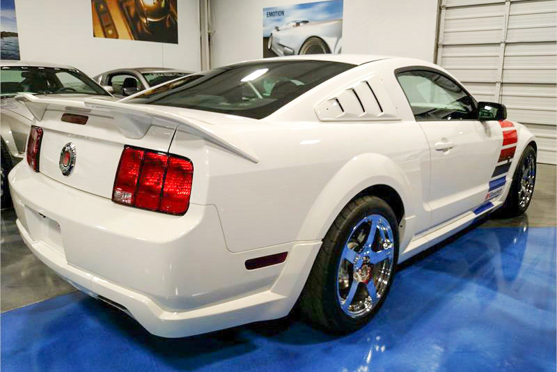 2006 ROUSH MUSTANG BFGOODRICH EDITION - Rear 3/4 - 189934