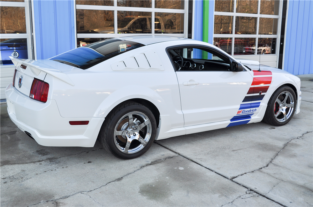 2006 ROUSH MUSTANG BFGOODRICH EDITION - Side Profile - 189934